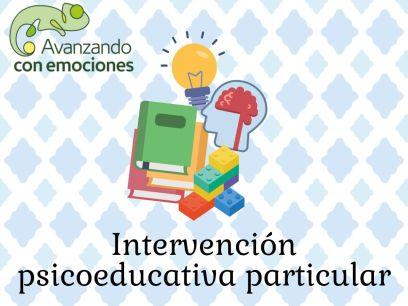 Image of Intervención psicoeducativa particular