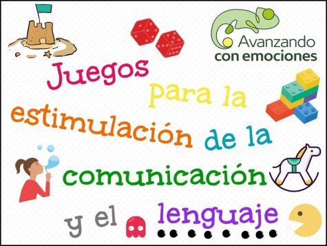 Image of Juegos para la estimulación de la comunicación y el lenguaje.