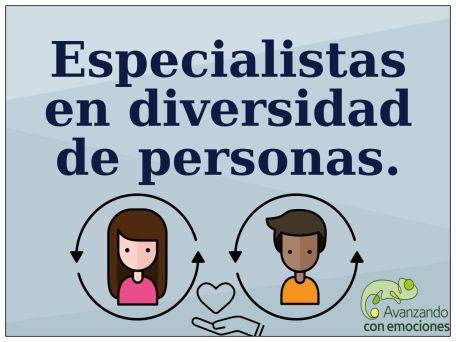 Image of Especialistas en diversidad de personas