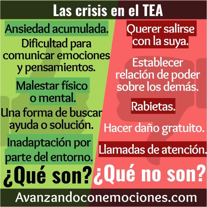 Image of crisis TEA