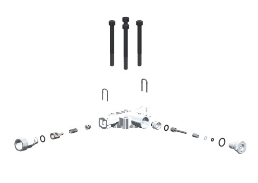 AVA Pump topp kit for MASTER SERIES