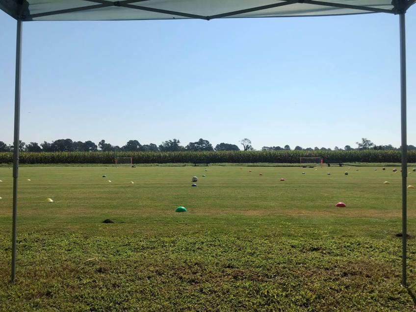 Jata Soccer Camp location