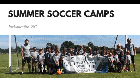 Soccer Camps - Summer 2019