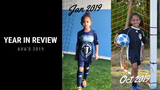 Year In Review - Ava's 2019