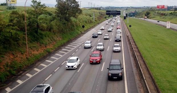 Concessionária estima em 44 mil veículos tráfego na Rodovia João Mellão