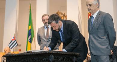 João Cury Neto assume a Secretaria da Educação de São Paulo