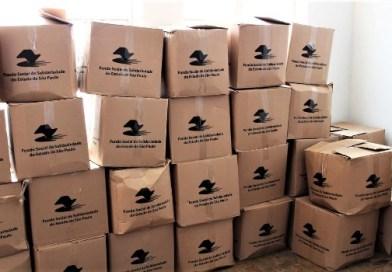 Começa distribuição de agasalhos pelo Fundo Social