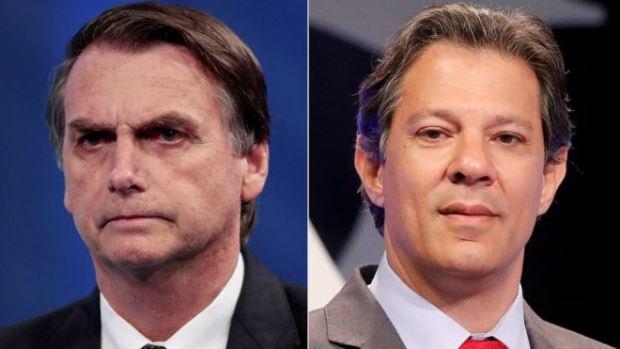 """""""PT não está sendo prejudicado por fake news, mas pela verdade"""", diz Bolsonaro após acusação de """"caixa 2 digital"""""""