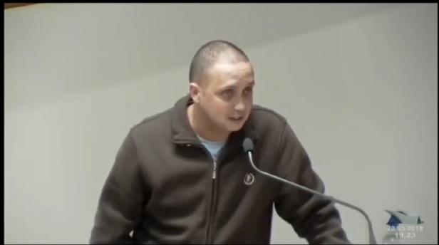 Morador do Jardim Califórnia volta a criticar Jô Silvestre