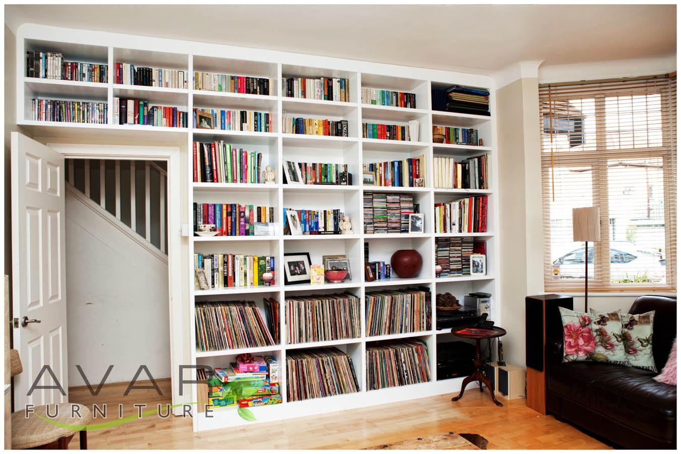 ƸӜƷ Bespoke Bookcase Ideas Gallery 5