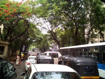 sm shetty traffic