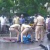 Chandivali, garbage dumper crushed the delivery boy