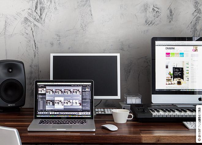 MacBook Pro, © avaruusasema