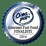 Oiva_pari_GourmetFastFood_badge_FINALISTI