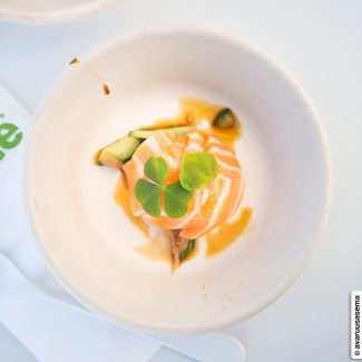 Taste of Helsinki 2015 - Hoshito - sashimi, © avaruusasema.com