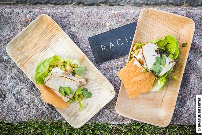 Taste of Helsinki 2015 - Ragu - miekkakala, © avaruusasema.com