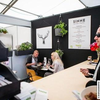 Taste of Helsinki 2015 - Sinne, © avaruusasema.com