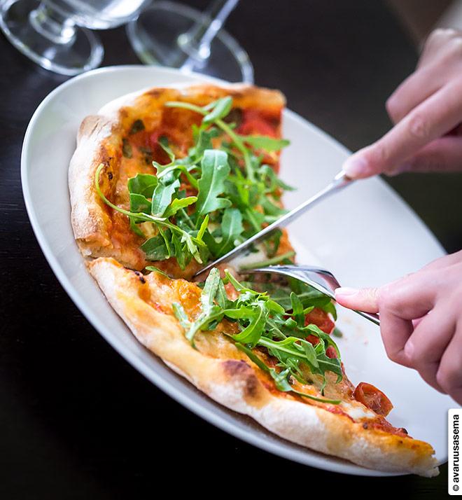 Pizza, © avaruusasema.com