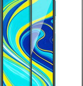 Tempered Glass Guard for Xiaomi Mi 10i 5G Edge To Edge Tempered Glass Guard - Premium Tempered Glass