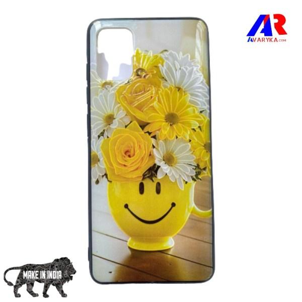 Premium High-quality Back Cover for Samsung Galaxy A31, Samsung Galaxy A51 (Multi Colour)