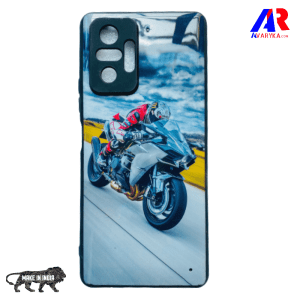 Redmi Mi Note 10 Pro / Redmi Mi Note 10 Pro Max Back Case Cover For Xiaomi Bike Edition Back Cover - Buy Mi Note 10 Pro Cover and Cases Online India - Premium High Quality Back Cover