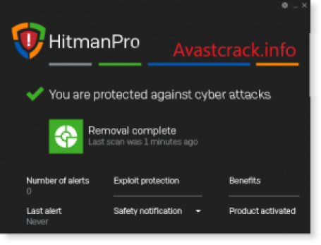 Hitman Pro Crack 3.8.0 Build 295 + Product Key Download 2019