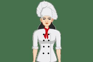 Mujer cheff
