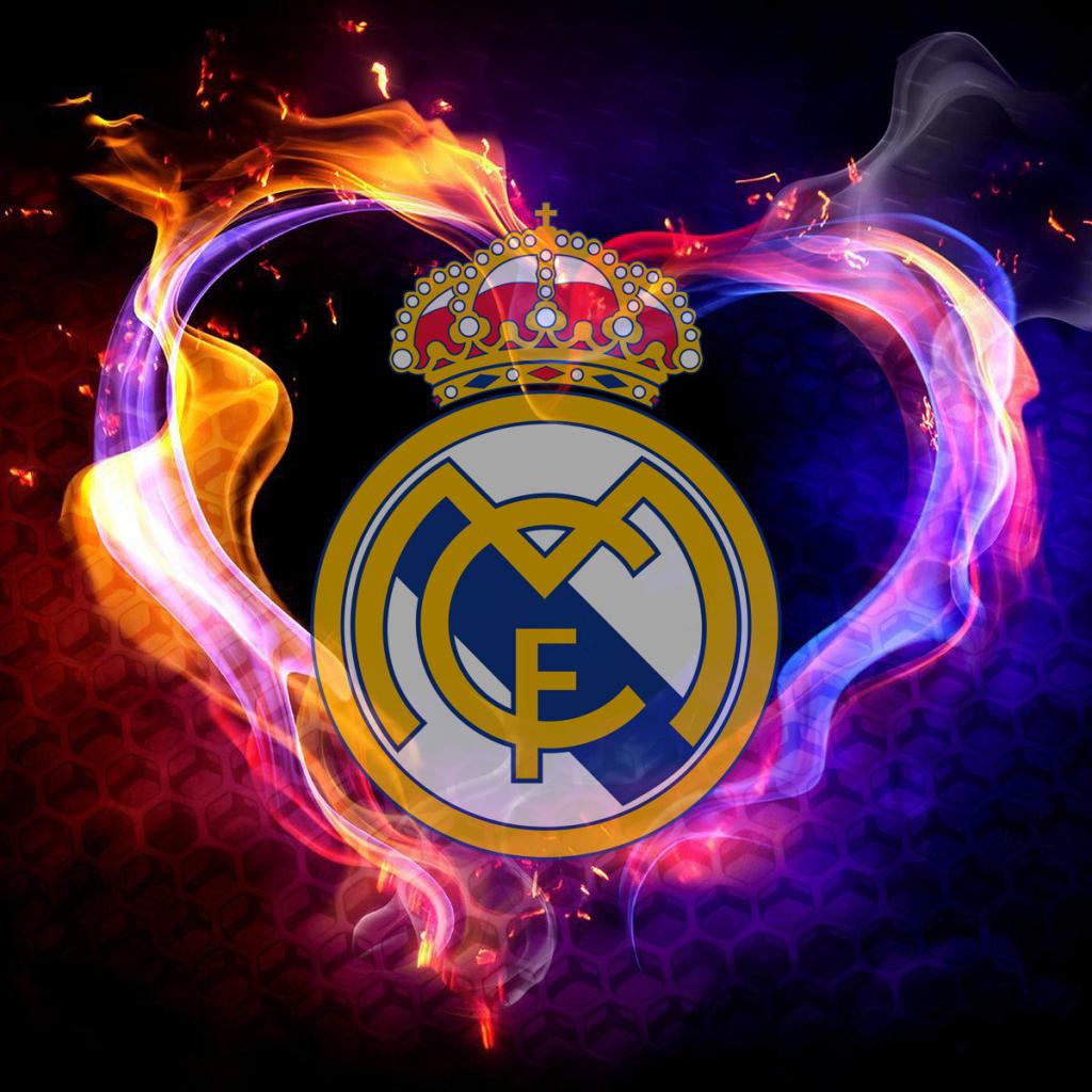 Real Madrid Logo 256x256