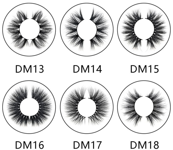 20 mm 3D Mink Lashes Wholesale