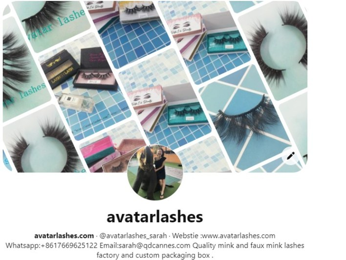 using  social media to grow your eyelash business
