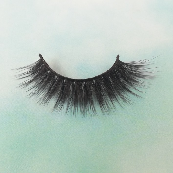 3DS silk lashes VS 3D mink lashes