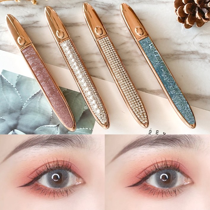 four newest colorful Eyeliner-glues