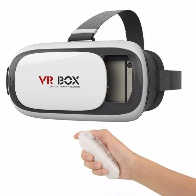 Virtual Glasses VR Box 2.0 C Remote