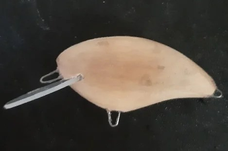 Homemade wobbler for catching perch for 30 rubles. (manufacture)