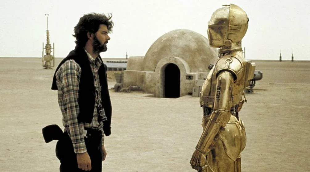 "Come filme il film ""Star Wars. Episodio IV: nuova speranza »"
