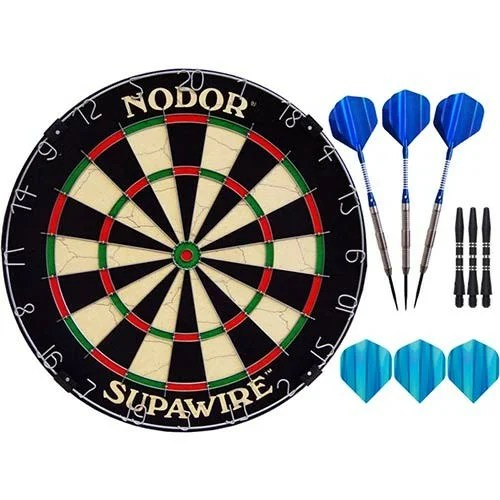 Set til at spille Darts Nodor Sport (Medium Level)