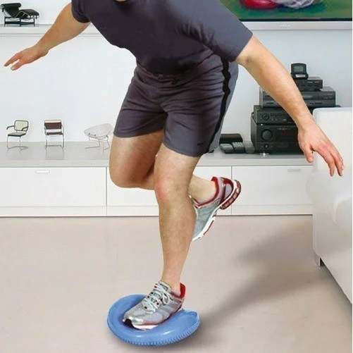 Balancering Disc Pilates Air Pude