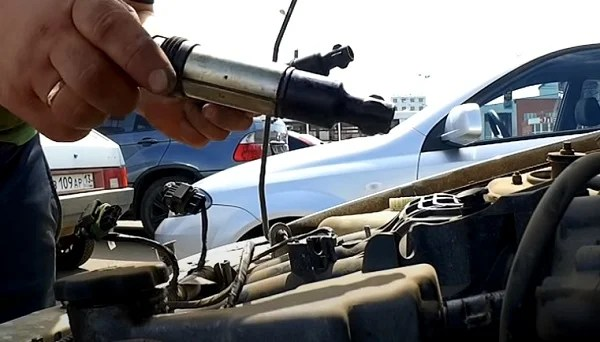 If the motor troit, you can check the individual ignition coils by changing them in places