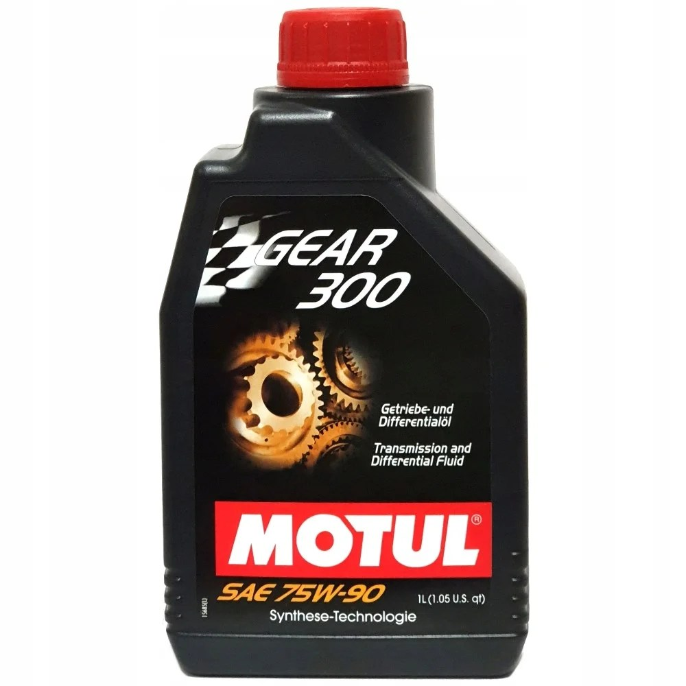 MOTUL Gear Transmission Oil 300 75W-90