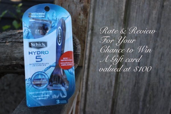 In Love With A Fresh Clean Shaved Man – Schick Hydro® 5 Razor