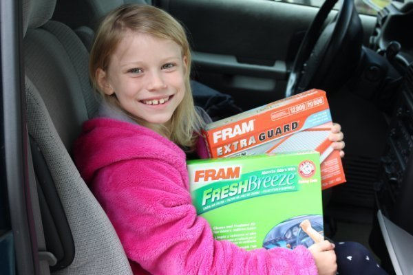 It's So Easy Even A 7 Year Old Can Do It #FRAMFresh + Tutorial