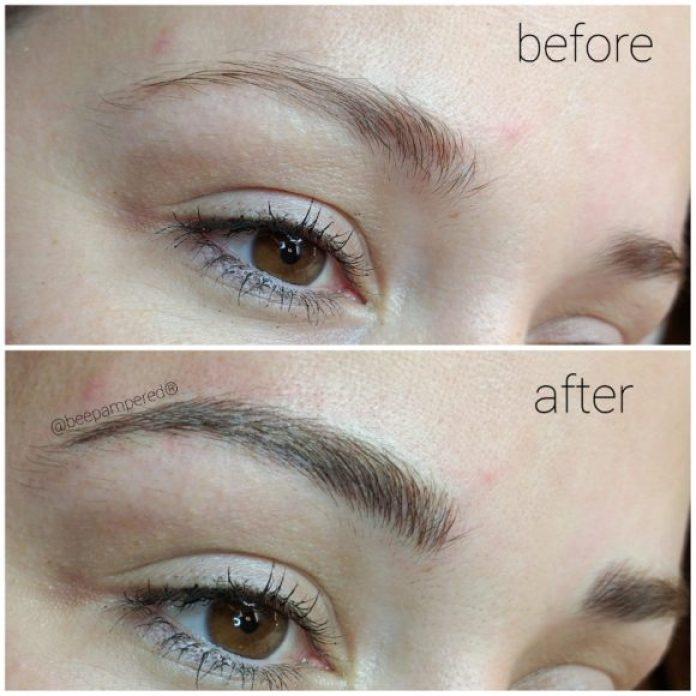 New Year, New You, New Brows - Microblading Done Right! 3