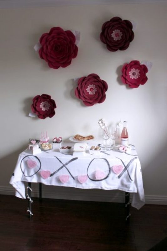 Cheers To Good Friends! A Valentine's Day Party Tutorial! 24