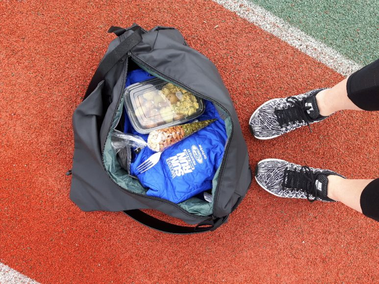A Nutritional Struggle: Fueling Your Body To Go The Distance 14