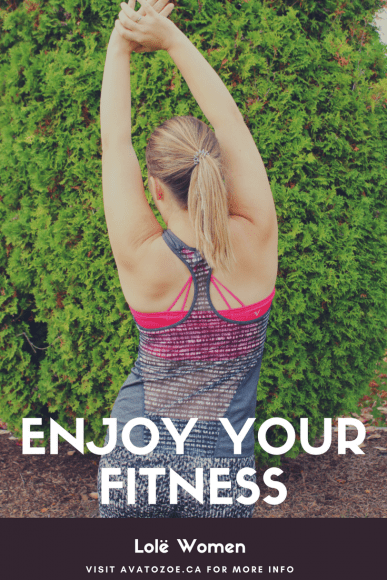 Enjoy Your Fitness