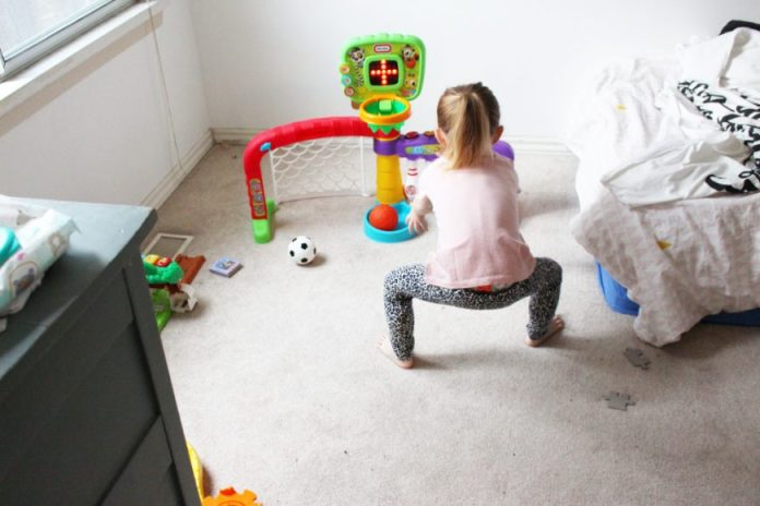 Indoor Sports Fun Perfect For A Happy Toddler! 5