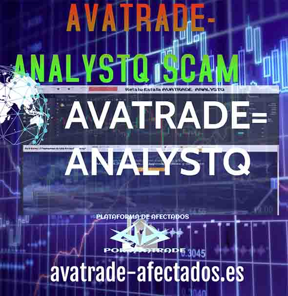 Avatrade - AnalystQ SCAM