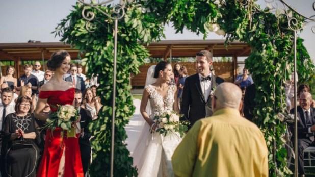 """Ajla i Amer sa Sidranom i njegovom suprugom na dan """"vjenčanja"""""""