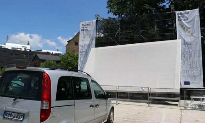 Kino na otvorenome - Avaz, Dnevni avaz, avaz.ba