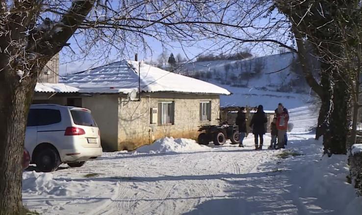 Kuća Pehlića u selu Trnove u kojoj je odrasla Zemina